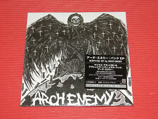 2018 ARCH ENEMY RAPUNK EP with Jacket Sticker (Inserted) JAPAN CD