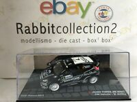 """DIE CAST """" FORD FIESTA RS WRC RALLY FRANCE 2011 LATVALA """" PASSIONE RALLY 1/43"""