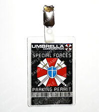 Resident Evil Special Forces Umbrella Fancy Dress Cosplay Costume Prop Comic Con