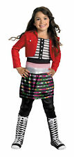 Shake It Up Rocky Deluxe Child Girls Costume Jacket Fancy Dress Disguise
