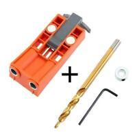 Dima per Fori a Tasca Magnetica+9.5mm Punte di Trapano Posizionatore Falegname