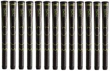13 x Winn Golf Dri-Tac DriTac Performance Soft Black Grips 6DT-BK Midsize NEW!