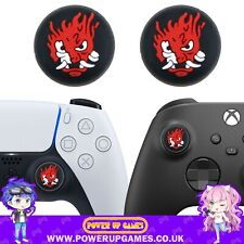 Cyberpunk Thumb Grips for PS5 / XBOX Series Controllers