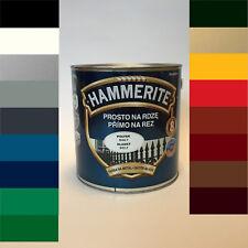 Hammerite Metallschutzlack Lack Rostschutz 0,7 l Glänzend Farbauswahl Lack 750