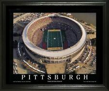 PITTSBURGH STEELERS@ OLD 3 RIVERS STADIUM 22X28 FRAME