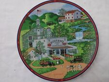 Budzen's Fruits and Vegetables by Charles Wysocki Collector Plate No. 4297A