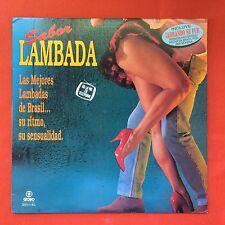 Sabor Lambada Llorando Se Fue Sexy Cover Various Artists GLOBO 1989 NMINT