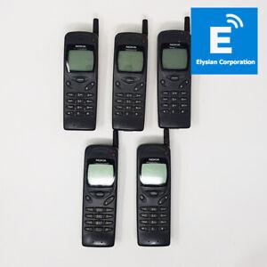 5x Nokia 3110 (NHE-8) 2G - Vintage Retro Phone - Black - No Power - Fast P&P