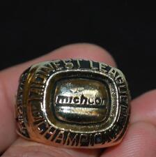 vintage west Michigan WHITECAPS RING champions league RARE size 9-10