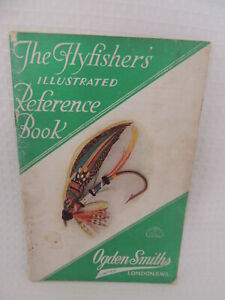 Ogden Smith The Flyfishers Illustrated Reference Book / Fly & Hook Guide.
