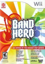 Band Hero - Nintendo  Wii Game