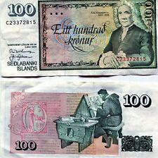 Iceland  100kr