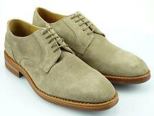 Prime Shoes Herrenschuhe Echtleder Rahmengenäht Plain Derby A176 Savanna Gr.8