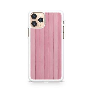 Pretty Elegant Pink Exquisite Luscious Wooden Pattern Camo Fine Phone Case Cover