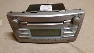 Toyota MP3 CD Player 86120-06270 Camry 2007 - 2011 Audio Radio Head Unit