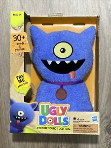 Ugly Dolls Feature Sounds Ugly Dog Plush Toy 30+ Sounds READ DSCR!