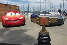 > 2017 SF Giants Disney Pixar Cars 3 Piston NASCAR Cup Trophy