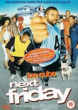 Next Friday 2000 Ice Cube, Mike Epps DVD Brand New Sealed