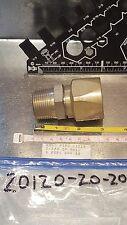Parker Hannifin Reusable 20120 20 20 Hydraulic Hose End