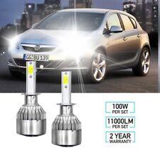 Fiat Qubo Super White Xenon HID Upgrade Parking Beam Side Light Headlight Bulbs