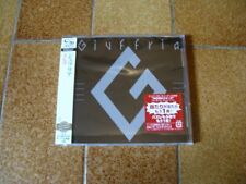 GIUFFRIA - S / T (1984) (Original SHM-CD from Japan 2016) - OBI - UICY-25648