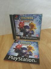 Digimon Digimon World 2003 Playstation 1 Ps1