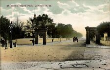 St John's Wood Park in W.H.Smith & Son Hampstead Series # 116a.
