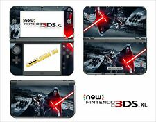 SKIN DECAL STICKER - NINTENDO NEW 3DS XL - REF 201 STAR WARS