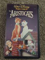 Walt Disney VHS The Aristocats