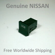 2010-2013 Nissan Altima  Audio Connector Jack USB Input Port