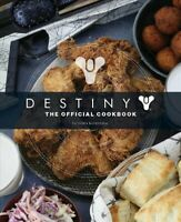 Destiny : The Official Cookbook, Hardcover by Rosenthal, Victoria, Like New U...