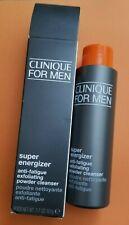 Clinique for Men Super Energizer Anti-Fatigue Exfoliating Powder Cleanser 1.7oz