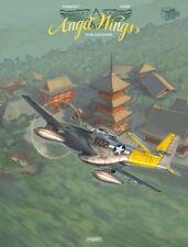 Hugault & Yann – Angel Wings T.5 Black Sands – grand format