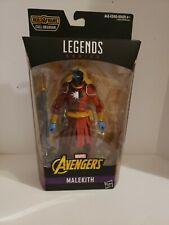 "Marvel Legends Hasbro Cull Obsidian BAF Not Included MALEKITH 6"" Action Figure"