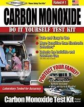 Carbon Monoxide Detector by Pro-Lab Inc.