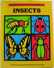 Insects by Bev Armstrong (1990, Paperback)