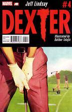 Dexter #4  1st Print Marvel Comics RARE sold out