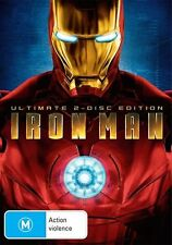 Iron Man (DVD, 2008, 2-Disc Set)