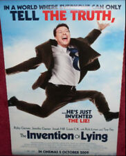 Cinema Poster: INVENTION OF LYING 2009 (One Sheet) Ricky Gervais