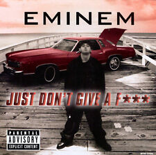 Eminem : Just Dont Give A F*** CD