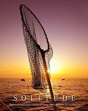 Salt Water Fishing Motivational Poster Art Shimano Penn Daiwa Reels Rods MVP310