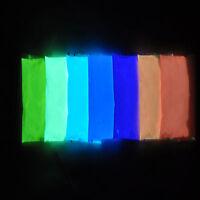 35g 7x5g Glow Leucht Neon Probe Set gross Auto Effektlack Dip Pigment