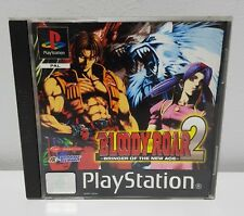 Bloody Roar 2 (Sony Playstation 1/Ps1 / One, Hudson, 1999), Complete, A2781