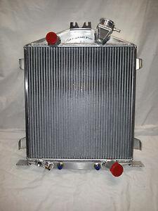ALUMINIUMKÜHLER  für Ford Model A  ,Hot Rod, Ratrod, LowBoy