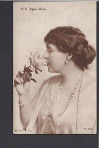 Royalty - Queen Maria of Roumania RP - Pub C. Sfetea