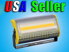 120V AC 50W Warm White COB LED Security Outdoor Garden Lamp Flood Light