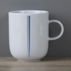 Seltmann Weiden Scala Kyoto Henkelbecher Kaffeebecher Kaffeetasse Höhe ca. 9 cm