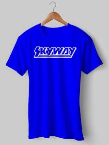 Skyway T Shirt BMX Cycling hoodie bike Retro Mongoose Haro NEW Printed