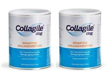 Collagile ® dog - 2x 225g - mehr Lebensqualität bei Arthrose & Gelenkprobleme