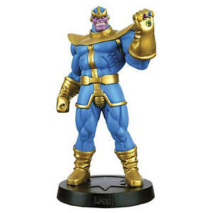 Action Figure Statue - THANOS - Marvel Eaglemoss 2015 - New